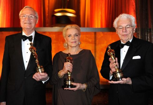 irector Roger Corman, Bacall and Gordon Willis attend the Academy of Motion Picture Arts and Sciences' Inaugural Governors Awards held at the Grand Ballroom at Hollywood & Highland Center in 2009 in Los Angeles. Photograph: Kevork Djansezian/Getty Images