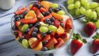 Eat the whole fruit as nature intended rather than consuming large volumes of fruit juice.