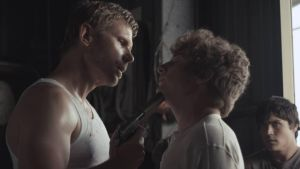 Let's talk: Mark Pellegrino and Jeremy Allen White