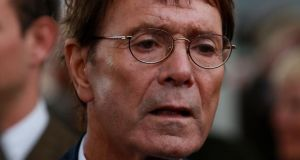 South Yorkshire Police today said it was searching a property in Sunningdale, Berkshire, in connection with an alleged sexual offence involving a boy under the age of 16 in the 1980s. The BBC reported the property is owned by Sir Cliff Richard. File photograph:  David Davies/PA Wire