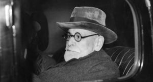 "'According to Variety magazine, the drama series Freud: the Secret Casebook will present Freud as the first criminal profiler, and will intersperse murder cases with ""the psychoanalyst-cum-detective's tangled and provocative personal life"".' Photograph: AFP/Getty Images"