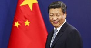 Chinese president Xi Jinping wants all TV shows to  focus on patriotic stories and anti-fascist themes. Photograph: Bloomberg