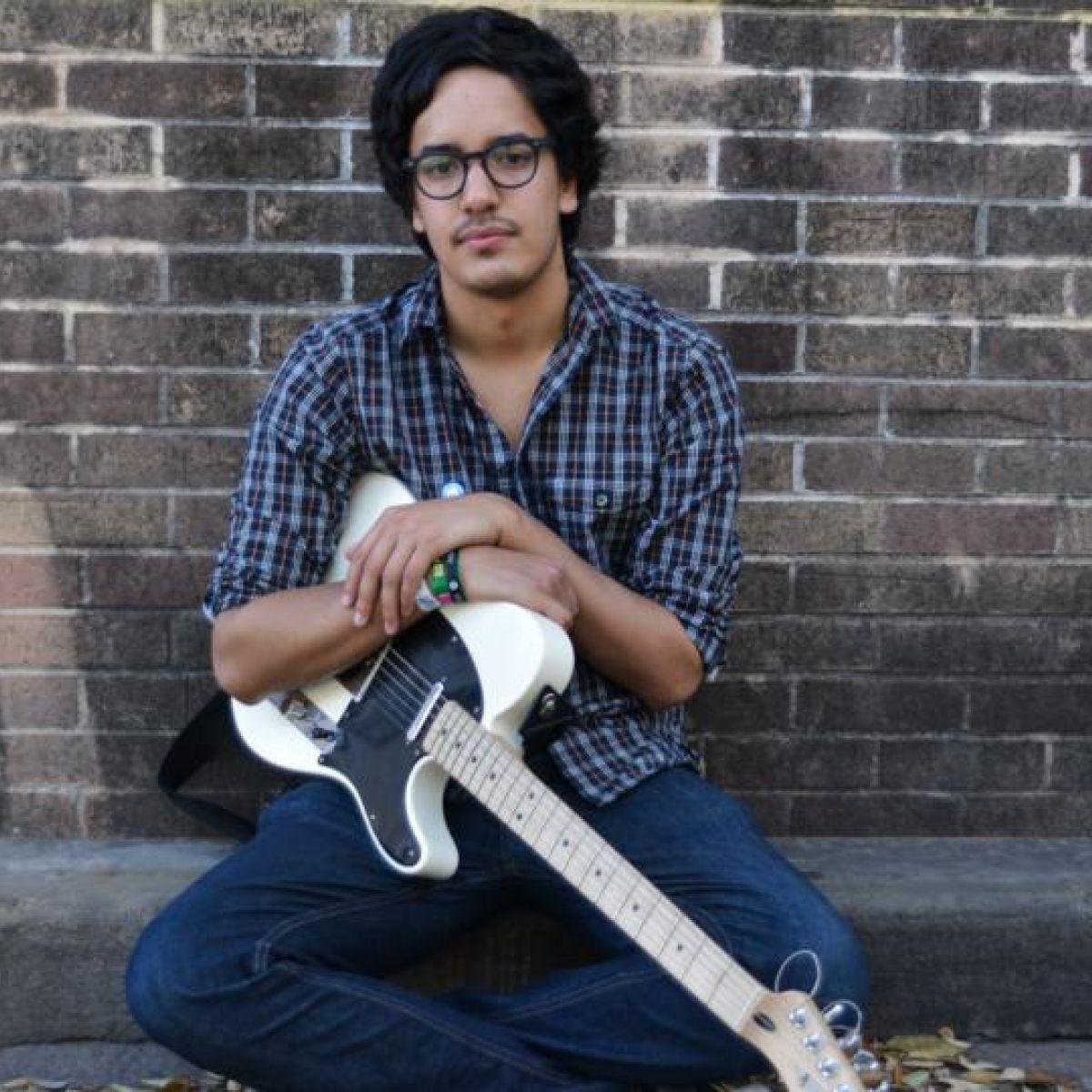 Luke Sital-Singh has come a long way from Slipknot