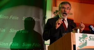 "Sinn Féin has confirmed that a former senior Stormont special advisor who was taking an alleged discrimination action against the party has now settled the case on ""amicable"" and ""confidential"" terms. Photograph: Dara Mac Donaill / The Irish Times"