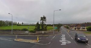 The collision involving two Garda motorbikes took place at about 10am on the junction of Clarion Road and Manorhamilton Road. File image: Google Street View