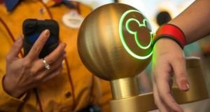 Walt Disney World resort uses wearable technology to track staff movements