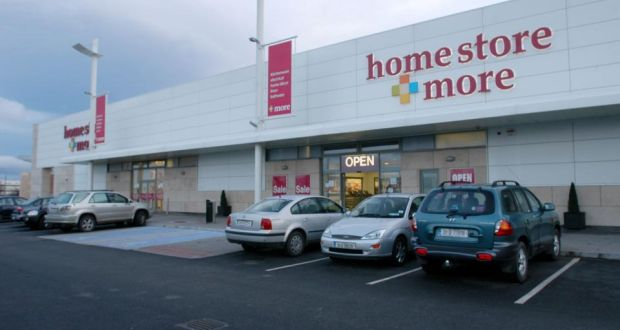 Homestore and More  which opened its first site in a retail park in  Tallaght a. Homestore and More sales surge by 20