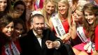Daithí Ó Sé has been nominated to carry out an Ice Bucket Challenge in aid of charity on the Rose of Tralee show. Photograph: Brian Lawless/PA Wire