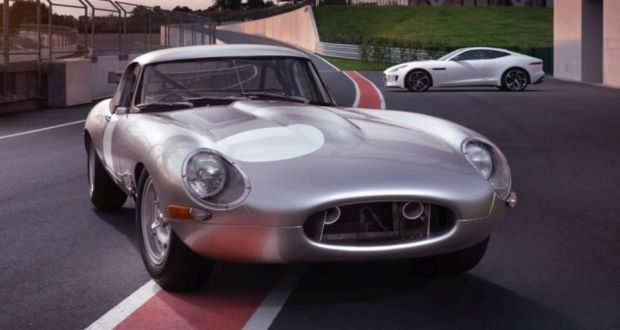 Jaguar Raids Heritage For Most Expensive E Type Ever