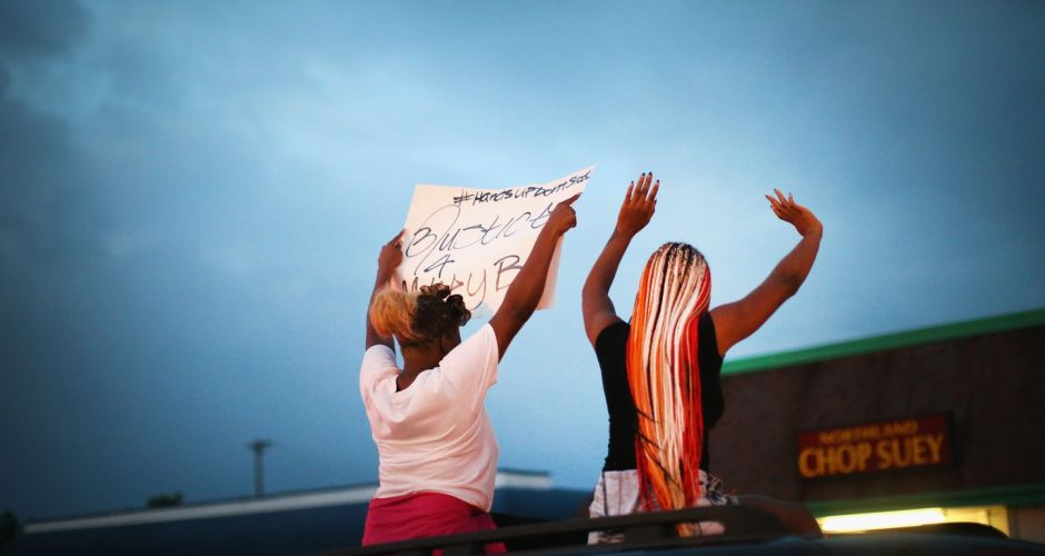 Missouri protests over shooting of Michael Brown