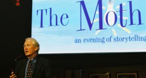 Open season: Frank McCourt storytelling at the Moth