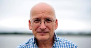 "Roddy Doyle: ""Twenty-eight years after I started writing the novels that make up The Barrytown Trilogy, I'm delighted - and proud - that it will be the Dublin: One City, One Book choice for 2015."" File photograph: Aidan Crawley/The Irish Times"