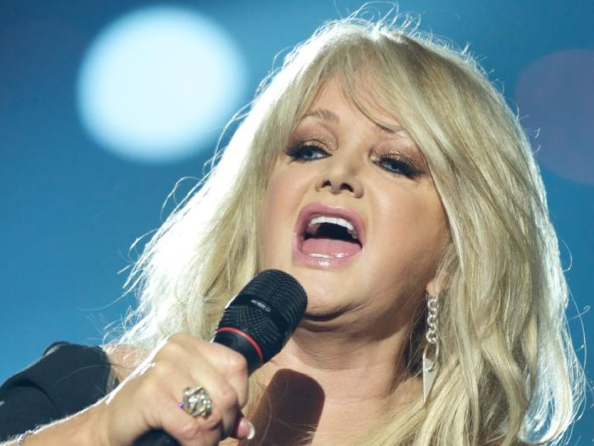 Bonnie Tyler: 'There's nothing I won't talk about'