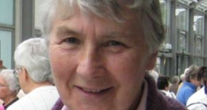 Presentation nun Sr Paula Buckley 'belonged to two communities' her funeral heard today.