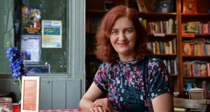 Author Emma Donoghue. Photograph: Eric Luke