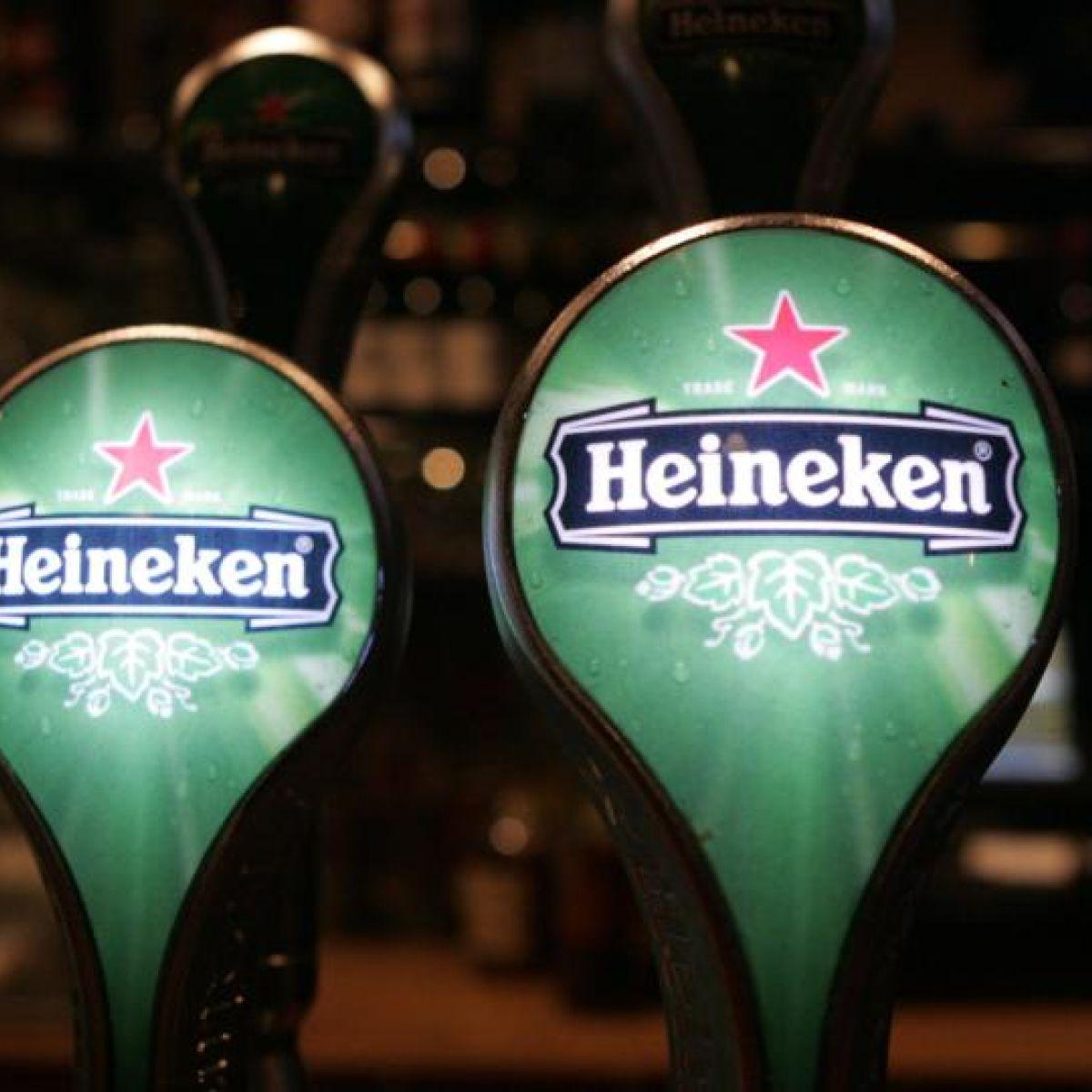 Heineken Is Top Lager Brand In Ireland