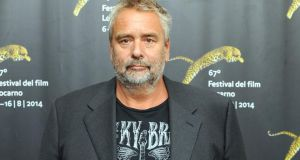 "Luc Besson: ""the number of connections in the human body is insane"""