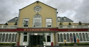 The Citywest Hotel in Dublin