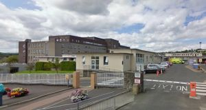 Tests are being carried out for the Ebola virus and isolation procedures have been put in place after a death in Co Donegal. The person was found dead late last night and taken to Letterkenny General Hospital (pictured), it is understood. Photograph: Google Street View