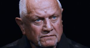 Steven Berkoff: 'In the past when faced with a negative review, which has gone beyond negative to spiteful, I've defended my plays, sometimes aggressively.' Photograph: Nobby Clark