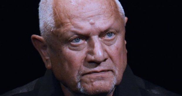 Image Gallery steven berkoff