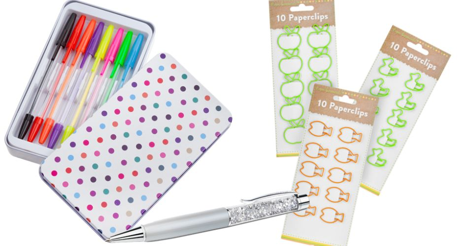 What we like: stationery