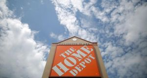 US home-improvement chain Home Depot will introduce new chief executive in November. Photograph: Reuters