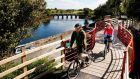 27. Prioritise State-owned infrastructure for development, with Co Mayo's Great Western Greenway as an example.