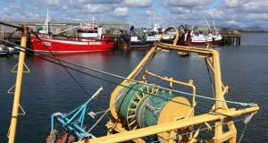 Call for Rossaveal in Galway  to be major port