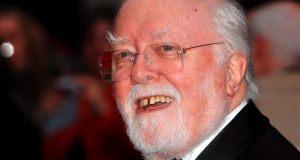 British actor and director Lord Richard Attenborough has died at the age of 90. Photograph: EPA