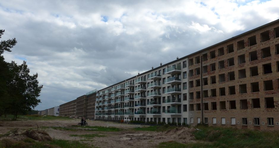 Beyond the wall: Prora