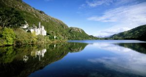 Kylemore Abbey. Photograph: Don King/The Image Bank/Getty Images