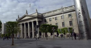 The GPO: the PSEU told the Labour Court  An Post's proposed new online attendance recording system  should be viewed as major change. Photograph: Bryan O'Brien
