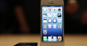 Apple has confirmed that the battery in some of its iPhone 5 devices is defective. Customers can apply for a free replacement battery. Beck Diefenbach/Reuters