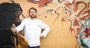 Chef and restaurateur JP McMahon is doing a nose-to-tail dinner at the Honest2Goodness Market in Glasnevin