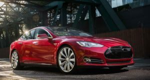 Stealing a march: the Tesla Model S