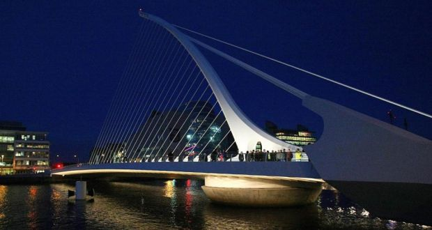 pythagoras would have approved of dublin s huge harp
