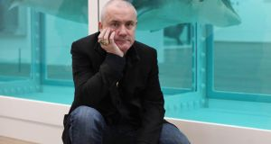 Damien Hirst plans to build 750 homes in Devon