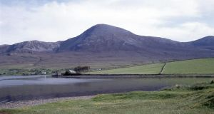 Croagh Patrick, a holiday memory