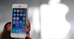 Police in London and San Francisco reported significant drops in iPhone robberies six months after the Find My iPhone feature was introduced in iOS 7. Photograph: Reuters