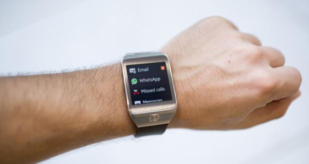 Samsung unveils smartwatch that can make calls