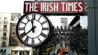 The Irish Times has the highest print reach in the daily market in Dublin among the ABC1 social group. Photograph: David Sleator