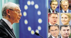 European Council presidency: who are the contenders?