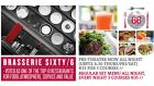 Win dinner for 2 in Brasserie Sixty6