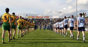 The 2010 All-Ireland under-21 final marked the beginning of a period of revolution and incredibly bold thinking in Gaelic football. Photograph: Inpho