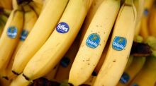 Fyffes was among the best performers in Dublin yesterday as investors gained in confidence that it may get its $1 billion proposed merger with Chiquita away, following a scheduled shareholders' meeting next month. Photograph: Simon Dawson/Bloomberg