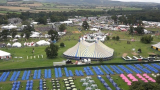Up, up, and away for the best views of Stradbally