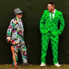 Electric Picnic: tailored entertainment. Reuters/Cathal McNaughton