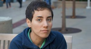 Fields Medal winner Prof Maryam Mirzakhani from Stanford University broke new ground on two accounts. She is both the first Iranian and the first woman to win the medal in its 78 years of existence. Most of the reporting of this achievement focused on the latter aspect. Photograph: Stanford University