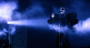 "Even the Pet Shop Boys' unsatisfactory performance was euphemistically marked up as ""divisive"". Photograph: Dave Meehan"